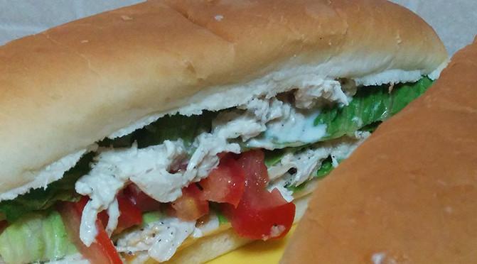Recipe: Chicken Mayo Sandwich