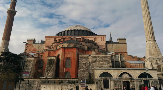 Day 1: The old city around Sultanahmet, Istanbul