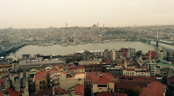 Day 2: Markets, Galata and more of Istanbul
