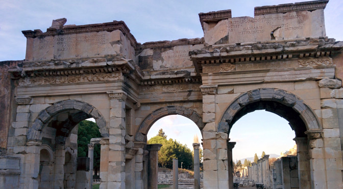 Day 6: Kusadasi, Euphesus & Artemis, Selcuk
