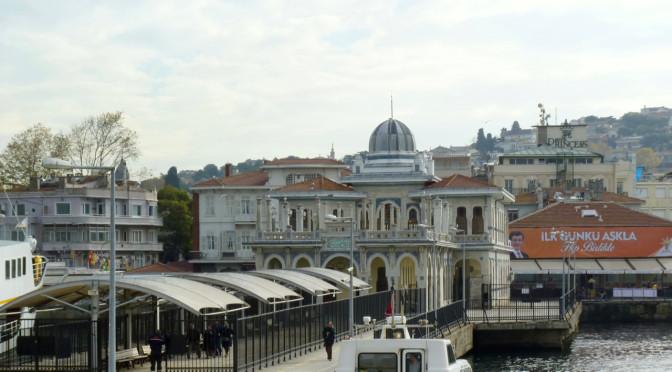 Day 8: Princes Island, Taksim & Istiklal